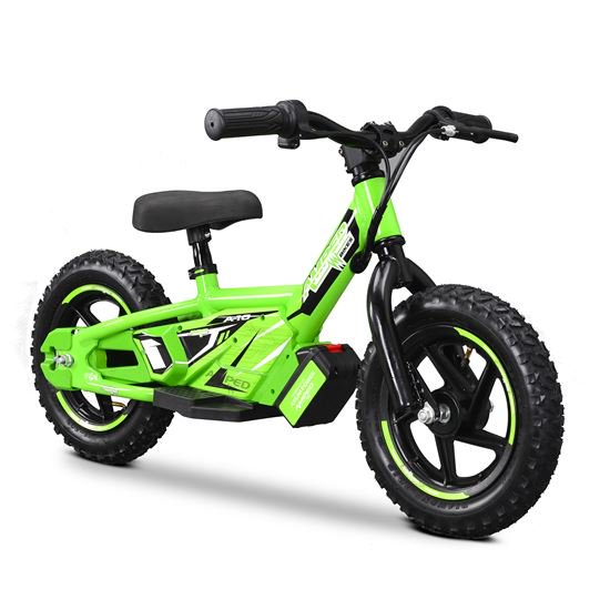 AMPED A10 ELECTRIC BALANCE BIKE - GREEN