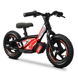 AMPED A10 ELECTRIC BALANCE BIKE - BLACK
